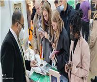 مشاركة مصرية متميزة في معرض موسكو الدولي للكتاب