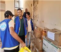 قطار القوافل الطبية يصل قرى «حياة كريمة» بالإسكندرية