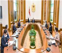 الرئيس السيسي يتابع تطورات مشروعات قطاع الصناعات البترولية