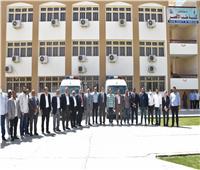 «طب الأقصر» تبدأ الدراسة بنظام التحويل في الموسم الجامعي الجديد