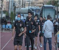 كأس مصر| الأهلي يصل استاد الإسكندرية استعدادًا لمباراة إنبي