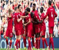 ليفربول يحرز هدف التعادل أمام برينتفورد عن طريق جوتا