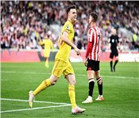 الشوط الأول.. ليفربول يتعادل مع برينتفورد | فيديو