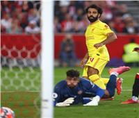 صلاح يصل لـ 100 هدف مع ليفربول فى البريميرليج .. ويحقق رقماً قياسياً