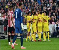 بـ6 أهداف.. ليفربول يسقط فى فخ التعادل أمام برينتفورد
