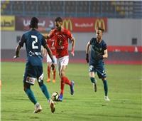 الأهلي يفوز بصعوبة على إنبي ويتأهل لربع نهائي كأس مصر