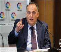 رئيس رابطة الليجا: انتظروا لاعبين مصريين في الدوري الإسباني