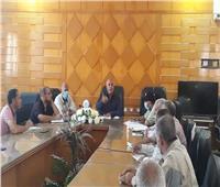 مجلس مدينة الحسنة: لاتهاون في إزالة مخالفات البناء