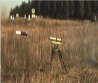 اختبار نموذج جديد من قاذفة القنابل Sapfir