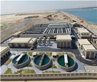 يفتتحها الرئيس اليوم.. تفاصيل محطة مياه بحر البقر لتنمية سيناء وتطهير بحيرة المنزلة