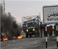 إصابة جنديين إسرائيليين في اشتباكات شرق نابلس