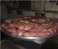 الصحة: ضبط وإعدام 1462 طن أغذية متنوعة ولحوم فاسدة بـ 6 محافظات