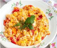 طريقة تحضير «الشكشوكة» لوجبة الفطور