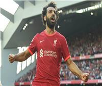 محمد صلاح يزين قائمة أفضل 10 هدافين في تاريخ ليفربول