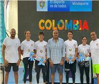 منتخب مصر للسباحة بالزعانف يحقق ١٢ ميدالية في بطولة العالم بكولومبيا