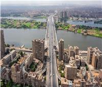 8 حارات بكل اتجاه.. تفاصيل تطوير كوبرى المنيب العلوي على النيل