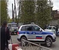 الداخلية الروسية تعتقل رجل أطلق النارعلى القطط