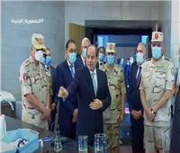 الرئيس السيسي يوجه بالعمل بأعلى المعايير لمعالجة المياه وأرشفتها| فيديو