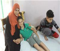أهالي مرضى«57357» المغتربين فى رعاية ابناء السيدة زينب| فيديو