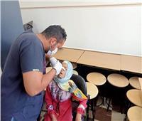 قافلة إصحاح بيئي تعالج 469 مواطنا بقرية الشلوفة مجانا