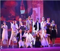 بدء حفل افتتاح المهرجان القومي للمسرح المصري الـ14 بدار الأوبرا