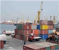 حركة الصادرات والواردات والناقلات اليوم بهيئة ميناء دمياط البحرى