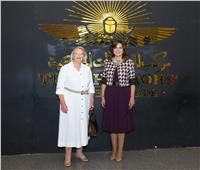 وزيرة الهجرة: مصر وطن يساع الجميع ويجسد نموذجا مثاليا للتسامح والتعايش