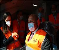 وزير النقل: شحن القطار الأول من «تالجو» منتصف نوفمبر القادم