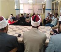 «البحوث الإسلامية» يطلق قافلة توعوية بالوادي الجديد