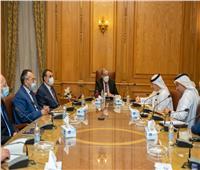 «الإنتاج الحربي» و«الإمارات للشركات الدفاعية» يبحثان تعزيز التعاون المشترك