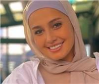 حلا شيحة تؤكد ارتدائها الحجاب.. ظهور جديد لها مع أبنائها | صور