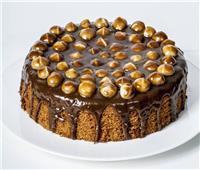 حلويات اليوم  كيكة «البندق بالكاكاو» في 10 دقائق