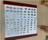 إحباط تهريب عملات أثرية مصرية قادمة من «اليونان»