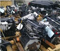 الجمارك: تحرير 25 محضراً لتهريب قطع غيار سيارات قيمتها أكثر من 39 مليون جنيه