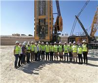 انطلاق الأعمال التحضيرية لحفرة الأساسات لمباني وحدة الطاقةبـ«الضبعة النووية»
