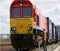 انطلاق أول قطار من الصين إلى ألمانيا