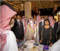 بحضور وزيرة الثقافة.. تدشين معرض الرياض الدولي للكتاب