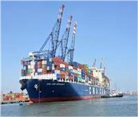 قناة السويس: 18 سفينة إجمالي الحركة الملاحية بـ«موانئ بورسعيد»