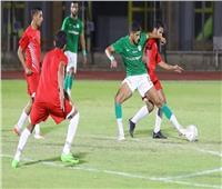 المصري يفوز على العبور السكندري بخماسية وديًا