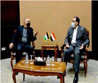 مدبولي يستعرض التجربة المصرية في إنشاء العاصمة الإدارية مع نظيره الاردنى
