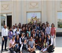 الأنبا باخوم يشارك في مؤتمر راهبات القديس «يوسف- دي ليون»