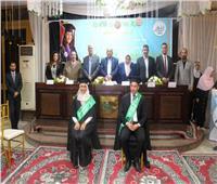 «مهندسي القاهرة» تكرم حملة الماجستير والدكتوراة والخريجين الجدد