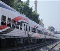 السكة الحديد: انتظام حركة القطارات على خط «إمبابة - المناشي- إيتاي البارود»