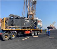 اقتصادية قناة السويس: ميناء الأدبية يستقبل أكبر «ونش» في العالم بحمولة 1200 طن