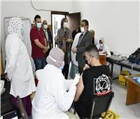 جامعة قناة السويس :عدم السماح بدخول أى فرد لم يتلق لقاح كورونا