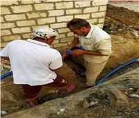 محافظة البحيرة تقدم مساعدات مادية وعينية بنطاق ٣ مراكز