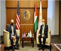 محافظ سلطة النقد الفلسطيني يطلع المبعوث الأمريكي على تطورات الجهاز المصرفي