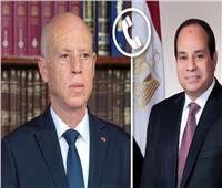 الرئيس السيسي يقدم العزاء لنظيره التونسيفي ضحايا المروحية العسكرية