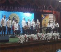 «جامعة المنوفية» تحصد المركز الثالث في المهرجان الغنائي للمتخصصين
