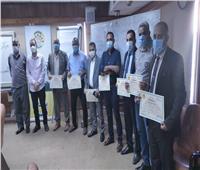 «التنمية المحلية» تحتفل بانتهاء 3 دورات تدريبية للعاملين بالمحليات